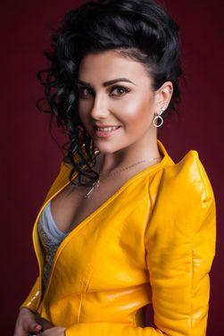 Верхняя одежда Желтая кожаная куртка напрокат | Аренда и прокат – Москва