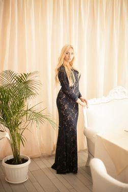 Платья Blue Novation Lace Evening Dress напрокат | Аренда и прокат – Краснодар