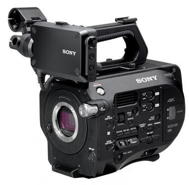 Видеокамеры Sony PXW FS-7 напрокат | Аренда и прокат – Санкт-Петербург