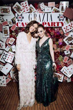 Платья Изумрудное платье Barbara Schwarzer напрокат | Аренда и прокат – Москва