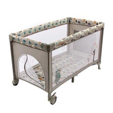 Кроватки и манежи Кровать-манеж Pituso Птички напрокат | Аренда и прокат – Санкт-Петербург