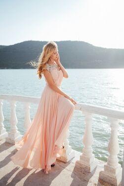 Платья Sherri Hill Exclusive Pink Evening  напрокат | Аренда и прокат – Краснодар
