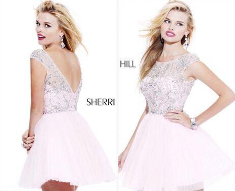 Платья Sherri Hill 2814 напрокат | Аренда и прокат – Санкт-Петербург