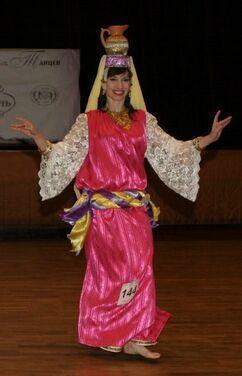 Танцевальные костюмы Тунисский костюм напрокат   Аренда и прокат – Санкт-Петербург