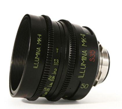 Кинообъективы(видеообъективы) LOMO Illumina S35 50 mm T1.3 PL-mou напрокат | Аренда и прокат – Санкт-Петербург