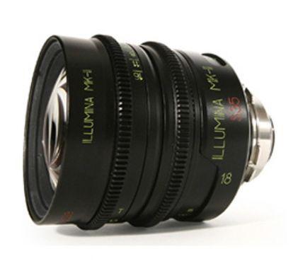 Кинообъективы(видеообъективы) LOMO Illumina S35 18 mm T1.3 PL-mou напрокат | Аренда и прокат – Санкт-Петербург
