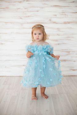 Платья и одежда для девочек Пышное платье  напрокат | Аренда и прокат – Москва