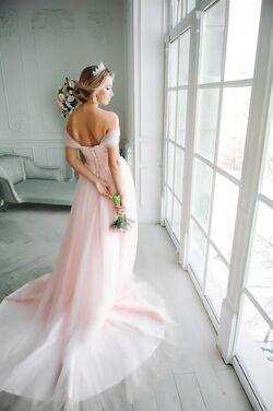Платья Пышное розовое платье напрокат | Аренда и прокат – Санкт-Петербург