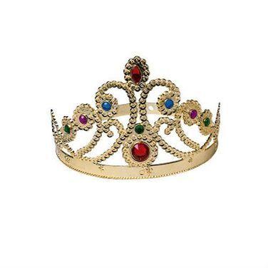Аксессуары Корона Принцессы золотая напрокат | Аренда и прокат – Санкт-Петербург