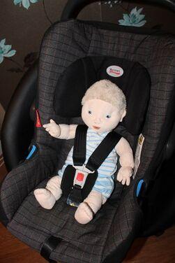 Автокресла Автолюлька Romer Baby-Safe напрокат | Аренда и прокат – Санкт-Петербург