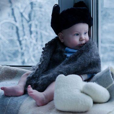Другое Шапка-ушанка для ребенка до 1 года. напрокат | Аренда и прокат – Санкт-Петербург
