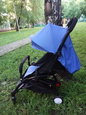 Коляски Коляска Yoya blue напрокат | Аренда и прокат – Москва
