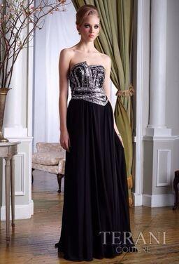 Платья Вечернее платье TERANI TI003 напрокат | Аренда и прокат – Москва