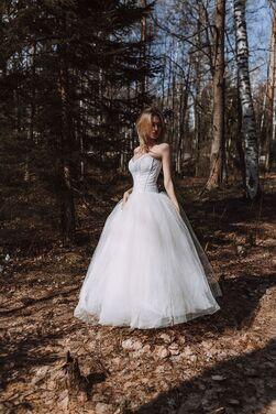 Платья Свадебное платье Мария напрокат | Аренда и прокат – Санкт-Петербург