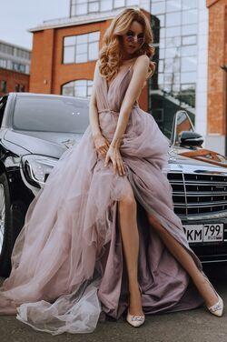 Платья Purple dreams напрокат | Аренда и прокат – Москва