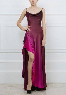 Платья Платье из китайского шелка напрокат | Аренда и прокат – Москва