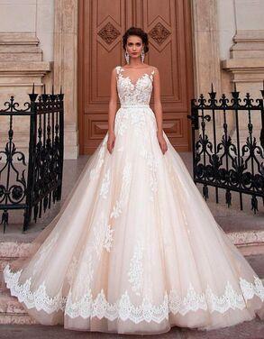 Платья Свадебное платье Milla Nova 205 напрокат | Аренда и прокат – Москва