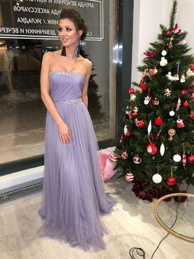 Платья Платье сиреневое Pronovias напрокат | Аренда и прокат – Санкт-Петербург