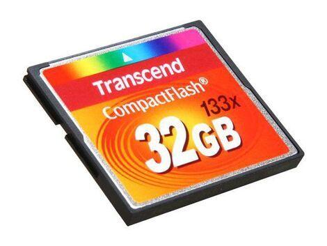 Носители данных и карты памяти Карта памяти CompactFlash 32GB 133x напрокат | Аренда и прокат – Санкт-Петербург