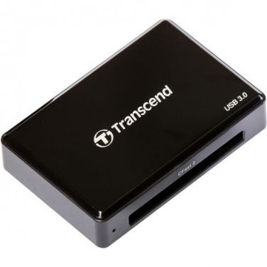 Носители данных и карты памяти Картридер Transcend CFast USB 3.0 ( напрокат | Аренда и прокат – Санкт-Петербург