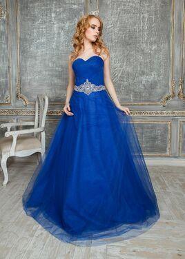 Платья Вечернее платье Холодное Сердце напрокат | Аренда и прокат – Санкт-Петербург