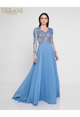 Платья Вечернее платье TERANI TI034 напрокат | Аренда и прокат – Москва