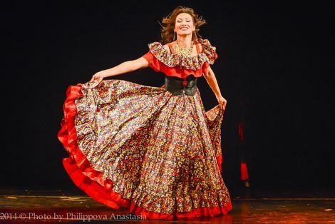 Танцевальные костюмы Цыганский костюм напрокат | Аренда и прокат – Санкт-Петербург