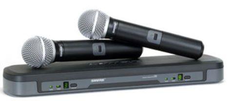 Микрофоны Радиосистема SHURE PG288/PG58 напрокат | Аренда и прокат – Москва