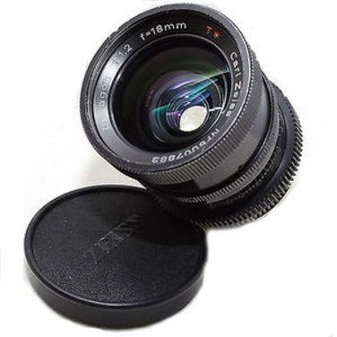 Фотообъективы ARRIFLEX S35, PL T1.3/18mm напрокат | Аренда и прокат – Москва