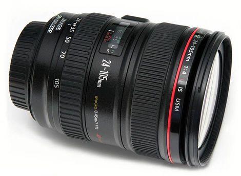 Фотообъективы Canon EF 24-105 f/4.0 IS L USM напрокат | Аренда и прокат – Москва