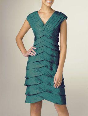 Платья Adrianna Papell , Tiered Dress E напрокат | Аренда и прокат – Москва