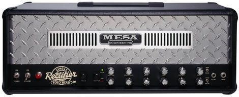Бэклайн Гитарный усилитель Mesa Boogie SH50 напрокат | Аренда и прокат – Москва