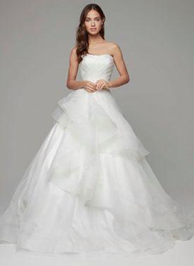 Платья Свадебное платье Helen Miller 170 напрокат   Аренда и прокат – Москва