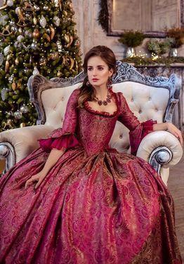 Платья Барокко напрокат | Аренда и прокат – Санкт-Петербург