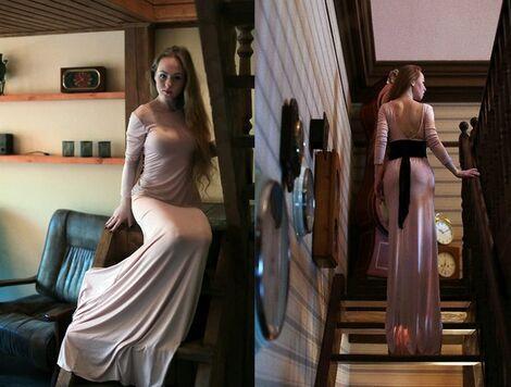 Платья Платье с бантом на спине напрокат | Аренда и прокат – Санкт-Петербург