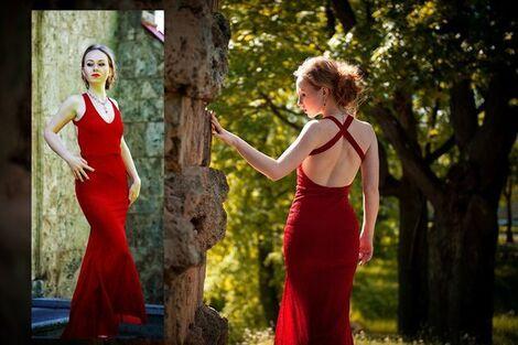 Платья Платье в пол напрокат | Аренда и прокат – Санкт-Петербург
