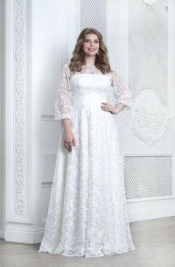 Платья Свадебное платье с рукавами напрокат | Аренда и прокат – Москва