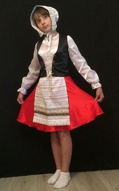 Национальные Немецкий костюм для девочки напрокат | Аренда и прокат – Санкт-Петербург