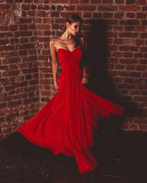 Платья шифоновое платье Танго напрокат | Аренда и прокат – Санкт-Петербург