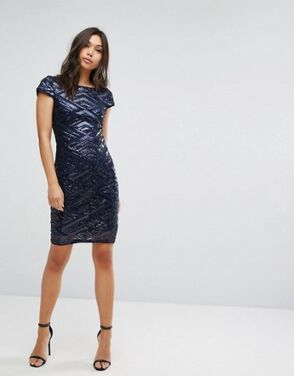 Платья  Платье мини с пайетками напрокат | Аренда и прокат – Санкт-Петербург