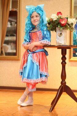 Сказочные персонажи МАЛЬВИНА  напрокат | Аренда и прокат – Санкт-Петербург