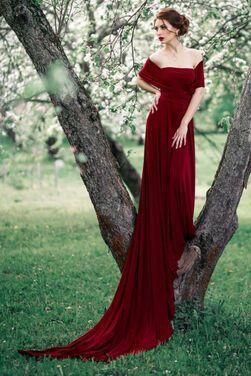 Платья Платье Трансформер Марсала напрокат | Аренда и прокат – Москва