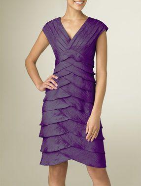 Платья Adrianna Papell , Tiered Dress B напрокат | Аренда и прокат – Москва