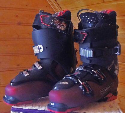 Горнолыжные ботинки Ботинки SALOMON QUEST ACCESS 80 напрокат | Аренда и прокат – Москва