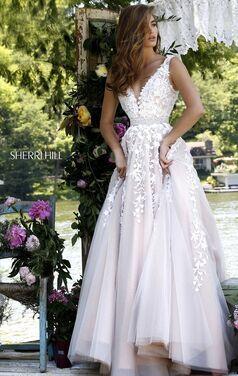 Платья Платье Sherri Hill 078 напрокат | Аренда и прокат – Москва