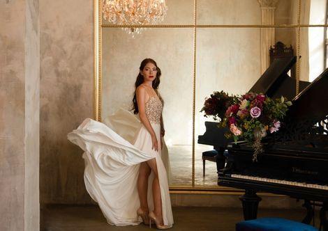 Платья Длинное платье TERANI напрокат | Аренда и прокат – Санкт-Петербург