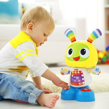 Игрушки Обучающий робот Бибо Fisher Price  напрокат | Аренда и прокат – Москва