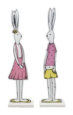Скульптуры Кролик «Ди» напрокат   Аренда и прокат – Москва