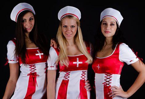 Униформа Костюм Медсестра напрокат | Аренда и прокат – Москва