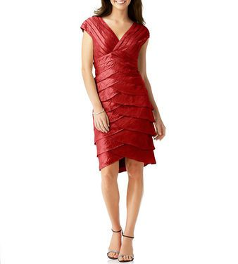 Платья Adrianna Papell , Tiered Dress C напрокат | Аренда и прокат – Москва